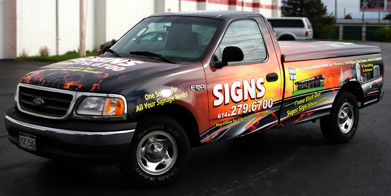 bc014ec5ed Customized Vehicle Graphics! ...