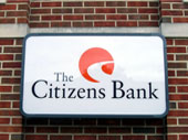 Wall Signs for Citizens Bank
