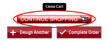continue shopping button image