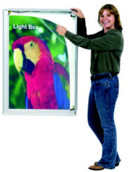 Snap Frame Slim Lightbox