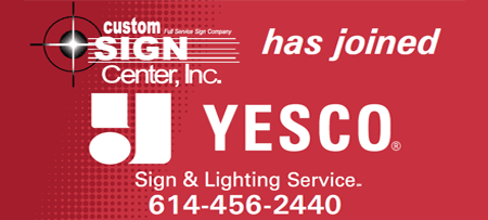 Yesco Signs Logo