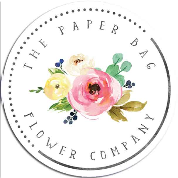 Amy Darling Paper Bag Flower Company