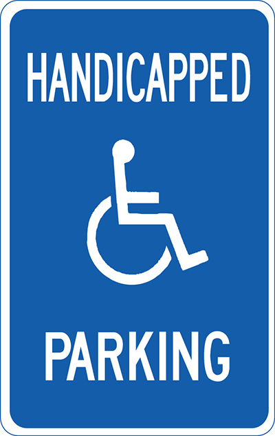Handicapped Parking tn