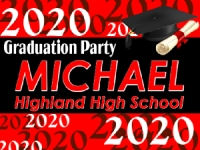 Graduation Yard Sign 5