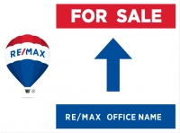 RE/MAX® Mini Lightweight Up Arrows