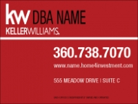 Keller Williams Real Estate New Standard Panel all Red Background 18