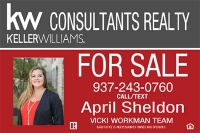Keller Williams Consultants | April Sheldon