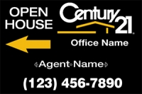 CENTURY 21 Real Estate Sign 20