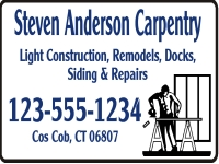 Carpentry Business