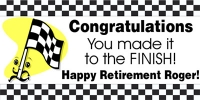Retirement Banner Template 2