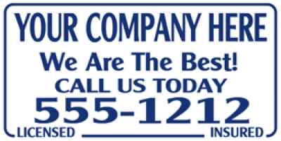 Alternate Your Company Name Banner