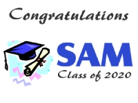Graduation Yard Sign 3