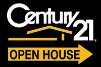 CENTURY 21 Rectangle 'Open House' Directional 12