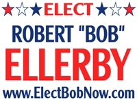 Political Yard Sign 3