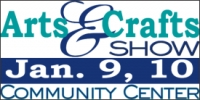 Arts & Crafts Show Banner