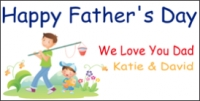 Father's Day Banner #4