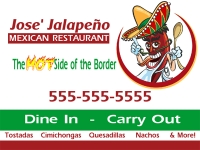 Jose' Jalapeno Mexican Restaurant