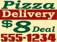 Pizza Delivery Deal