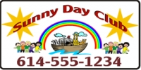 Children's Day Club Banner