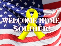 Generic Soldier Welcome Home