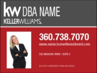 Keller Williams Gray and Red Real Estate New Standard Panel 18