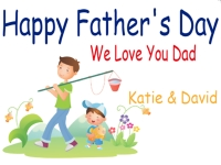 Father's Day Yard Sign-2