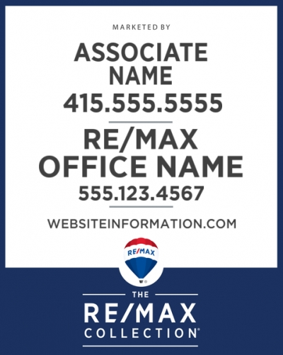 RE/MAX Collection Office Prominent Main Panel