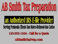 Tax Preparation Promotional Yard Sign