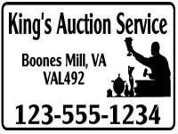 Auction Business
